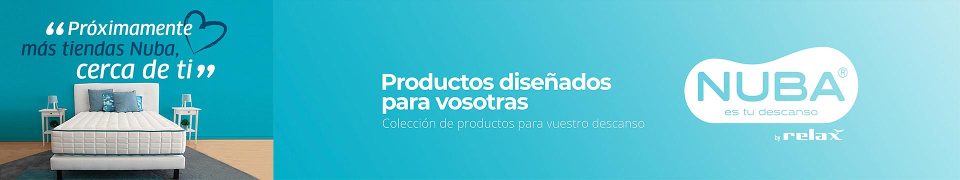 Ofertas en colchones Nuba Relax en Santiago de Compostela